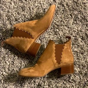 BRAND NEW Chloe Booties size 39